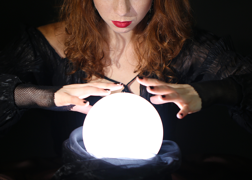 Crystal Ball Psychic Readers